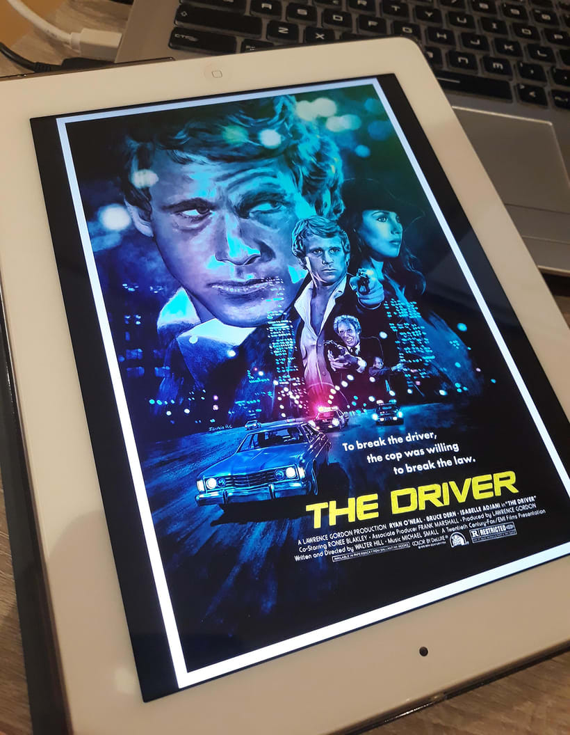 The Driver 4