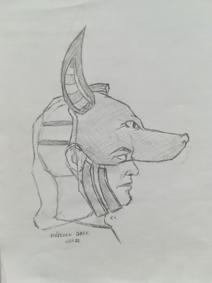 Perfil Egipcio 0