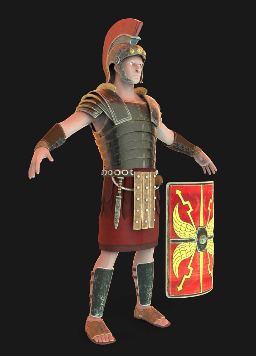 Roman Model 1