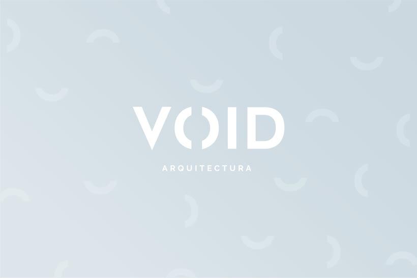 LOGO PARA ESTUDIO DE ARQUITECTURA VOIDNuevo proyecto 0