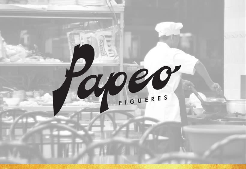 Logo. PAPEO. 3