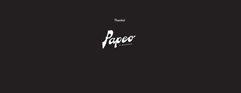 Logo. PAPEO. 6