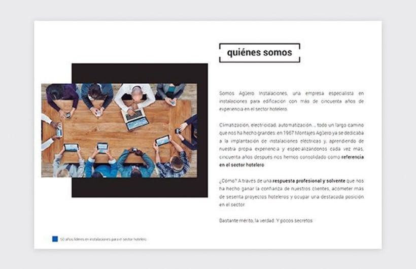 Agüero Instalaciones - Presentación de empresa 7