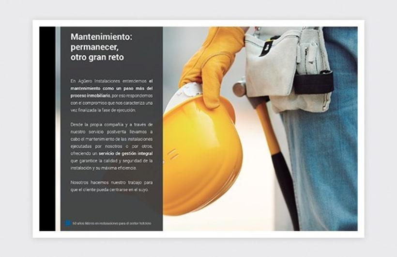 Agüero Instalaciones - Presentación de empresa 8
