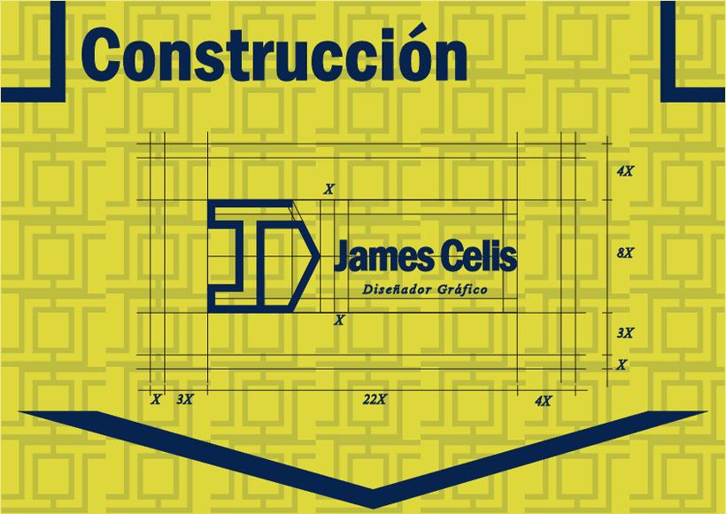 Personal Brand:  James Celis 3