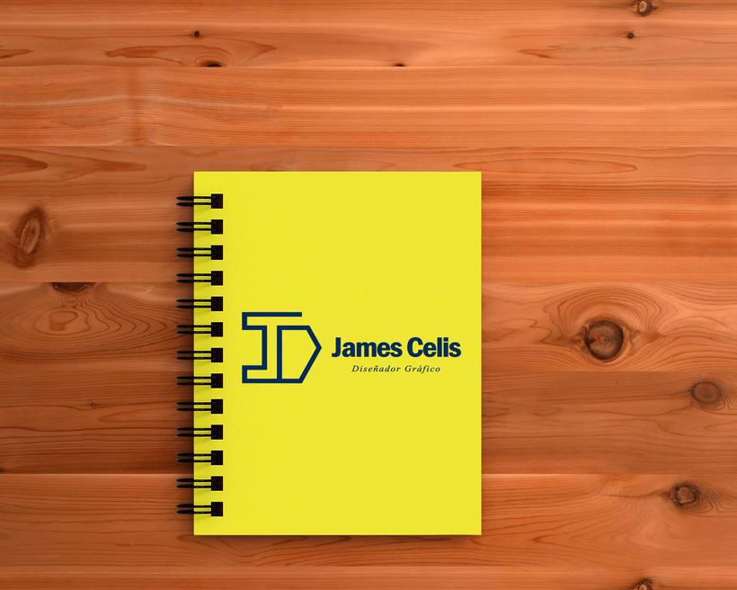 Personal Brand:  James Celis 9