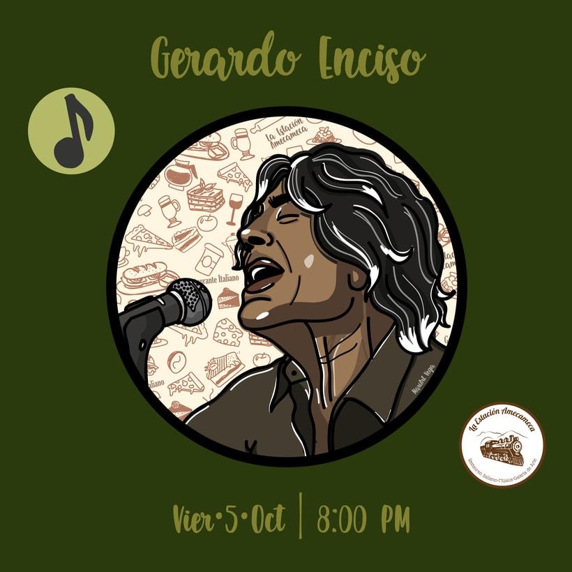 Ilustración y vídeo para @LaEstaciónAmecameca 0
