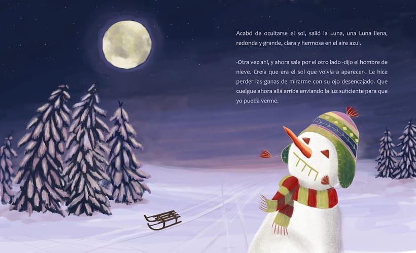 El Hombre de Nieve 3