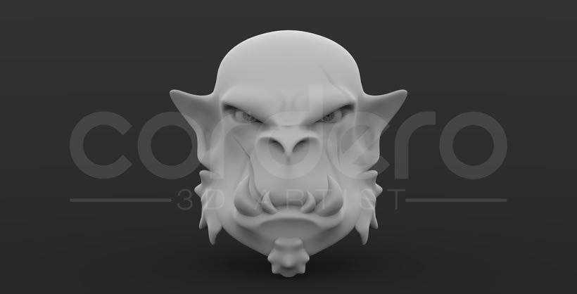 Head Sculpts -1
