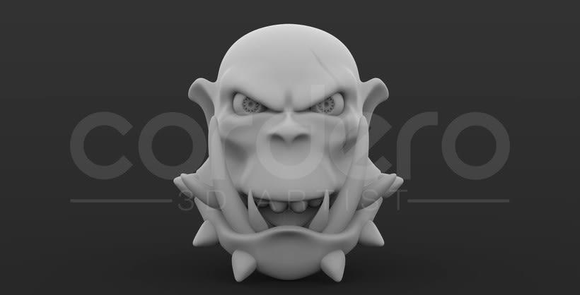 Head Sculpts 1