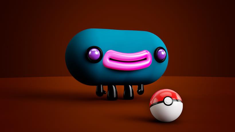 Mi Proyecto del curso: Introducción exprés al 3D: de cero a render con Cinema 4D 4