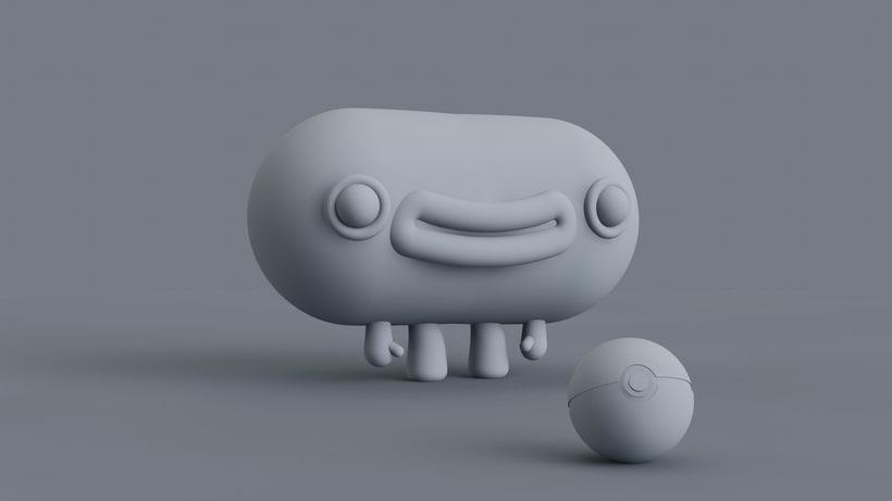 Mi Proyecto del curso: Introducción exprés al 3D: de cero a render con Cinema 4D 3