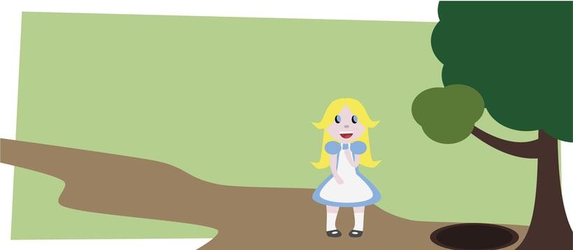 Las aventuras de Alicia en el País de las Maravillas (libro infantil) 5