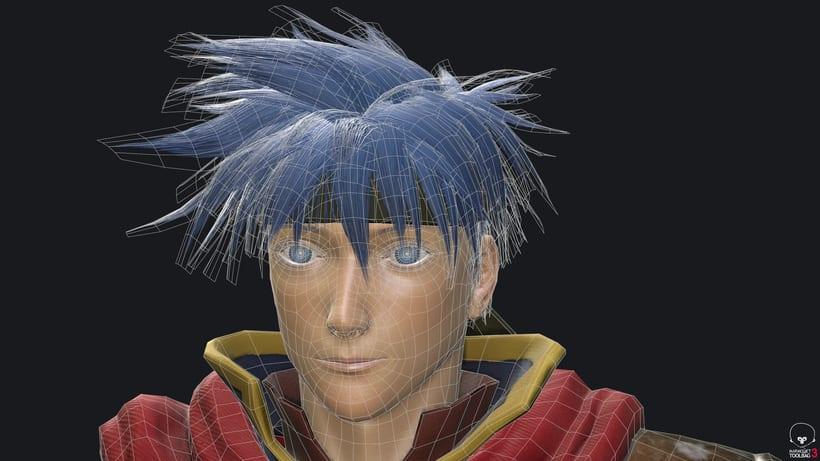 Ike Fire Emblem- Videogame character 4