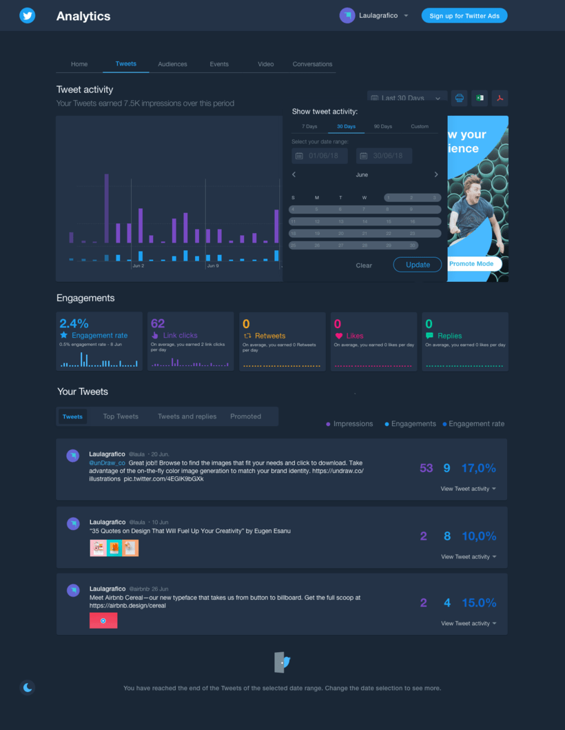 Proof of concept the analytics 3