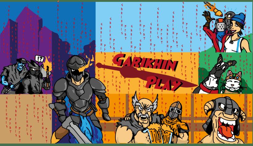 Twitch de GarikhinPlay 2