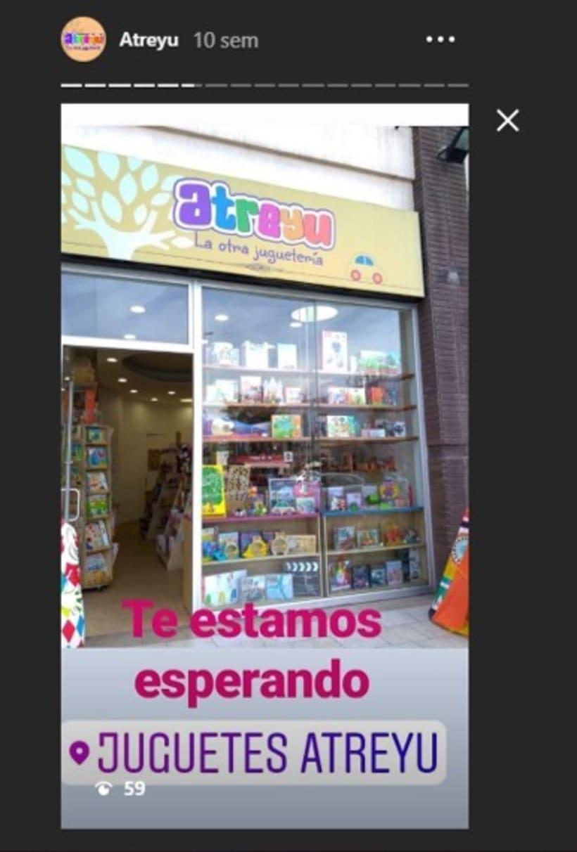 Mi Proyecto del curso: Introducción al marketing digital en Instagram @juguetesatreyu 6