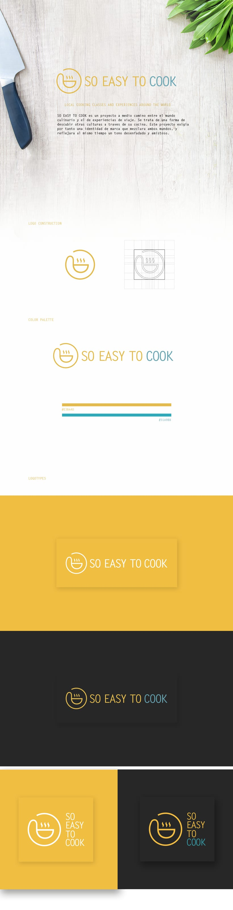 So Easy To Cook - Branding -1