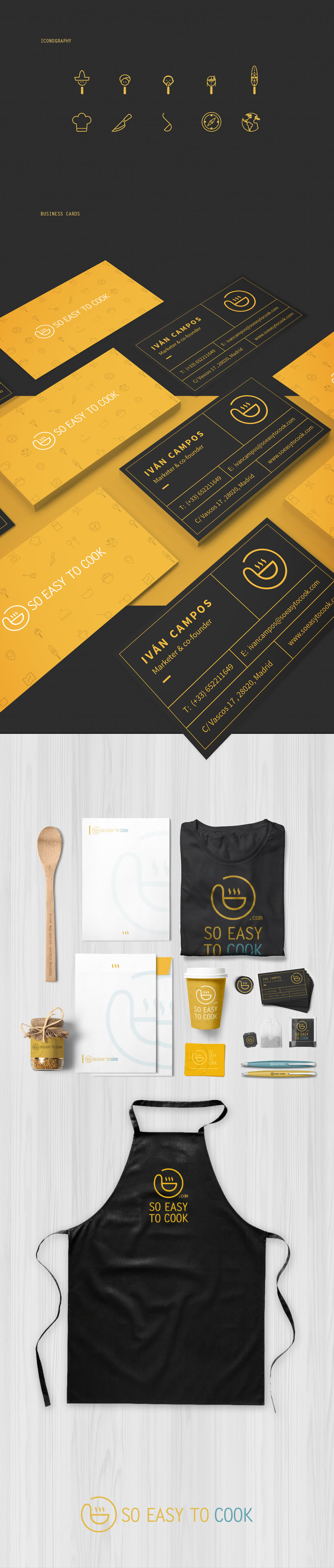 So Easy To Cook - Branding 0
