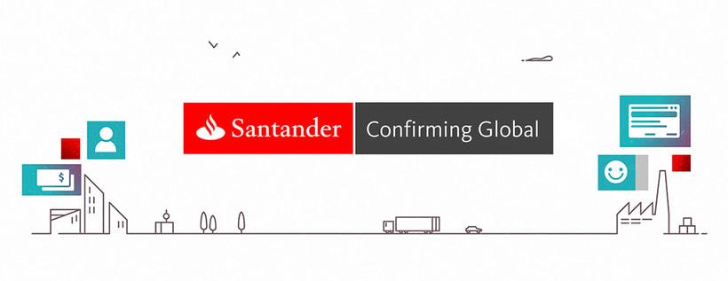 Garaje de Ideas / Santander Confirming Global 0
