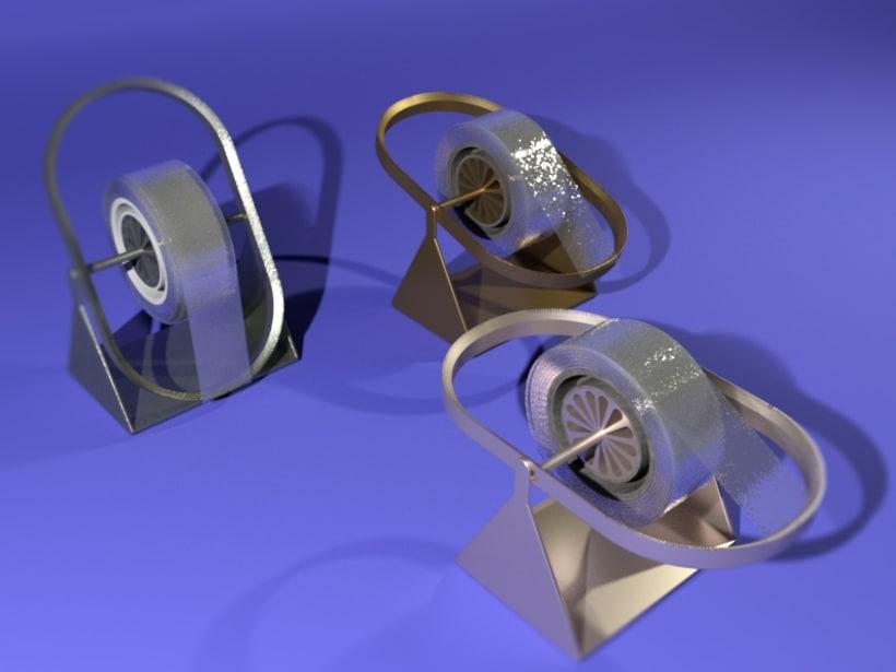 Tape dispenser, product design -1