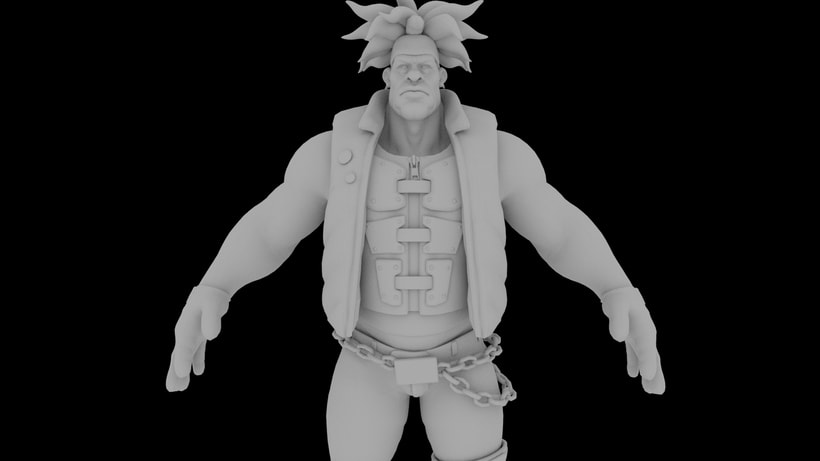 Personaje 3D 1