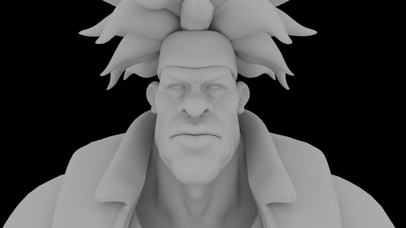 Personaje 3D 3