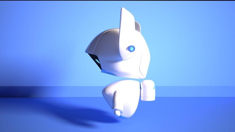 Robot Videojuegos 0