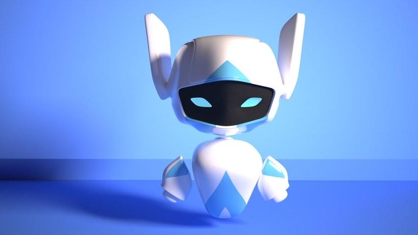 Robot Videojuegos 1