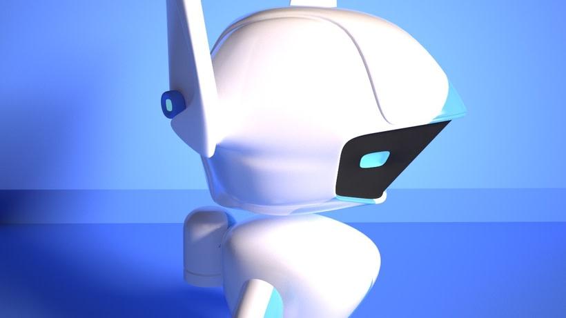 Robot Videojuegos 2