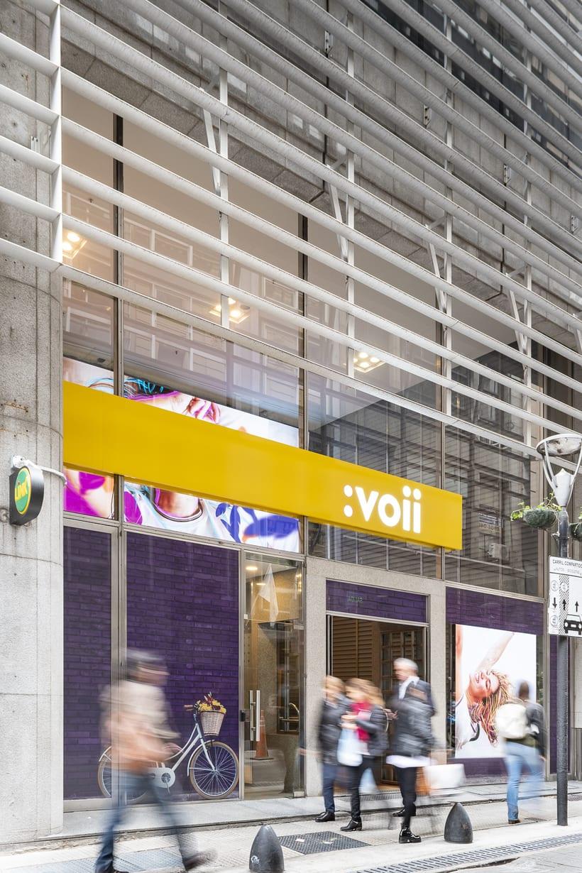 Banco VOII - Buenos Aires; Argentina 0