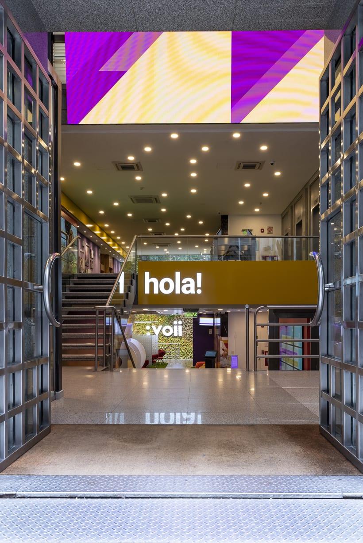Banco VOII - Buenos Aires; Argentina 1