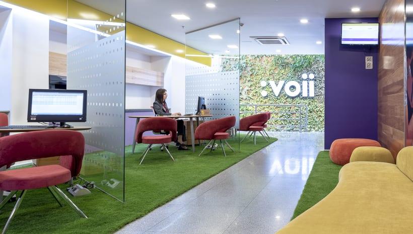 Banco VOII - Buenos Aires; Argentina 3