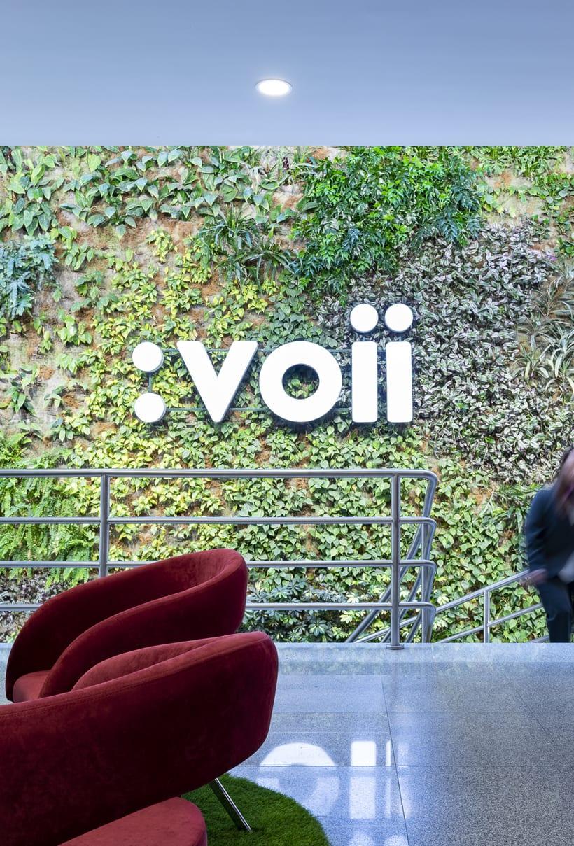 Banco VOII - Buenos Aires; Argentina 4