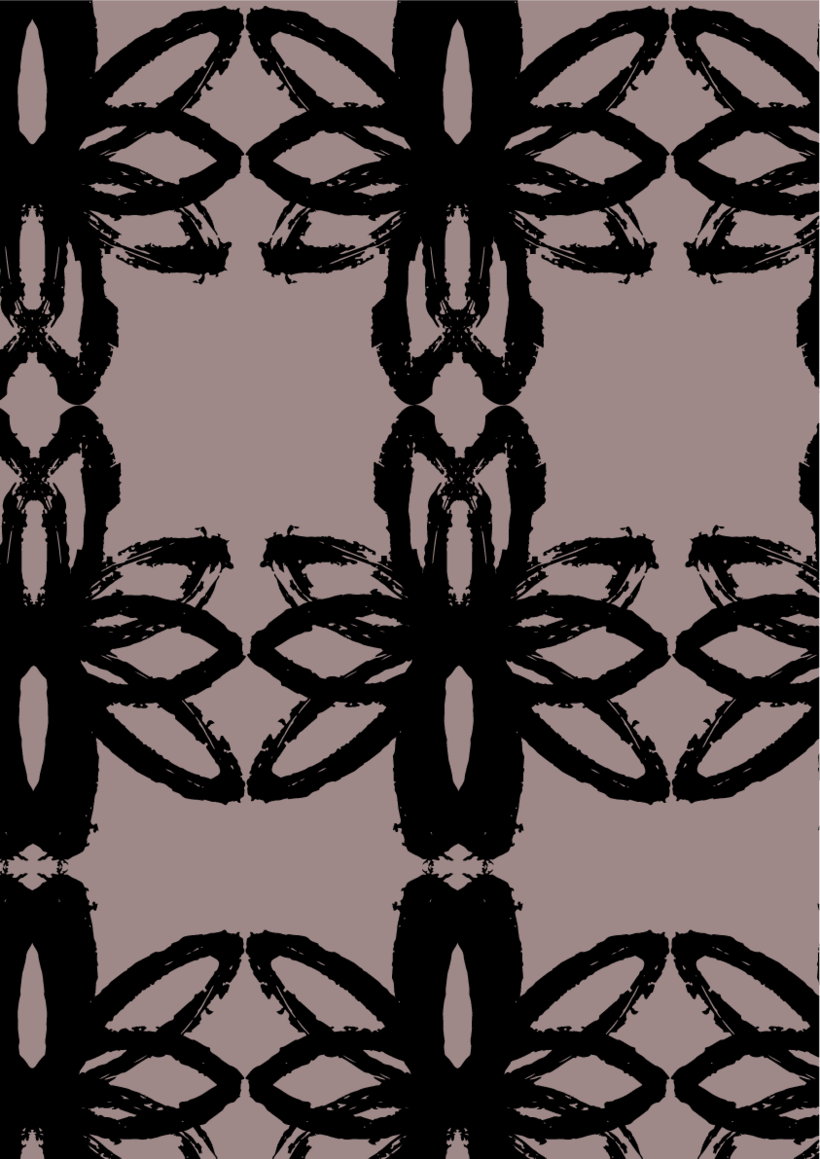 inverted flowers 2