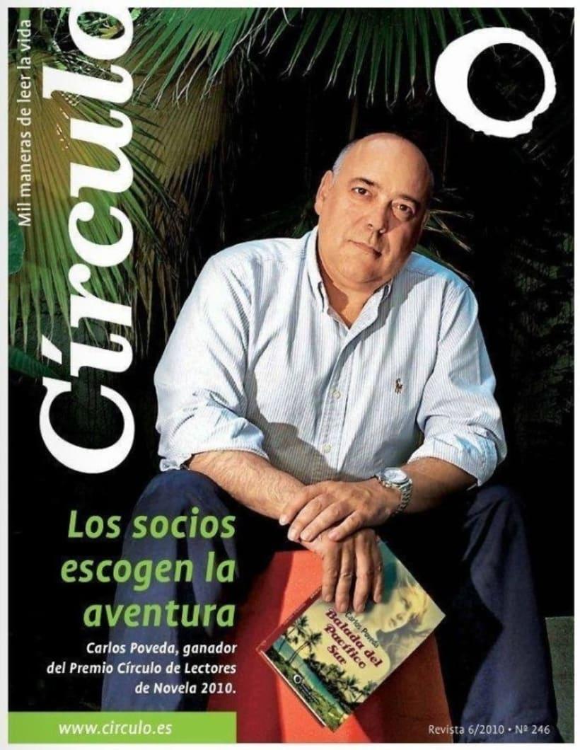Revista CÍRCULO DE LECTORES 0