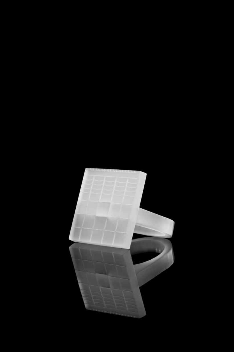 Proyecto joyería inspirada en Ludwig Mies van der Rohe de Ja-Made design 1
