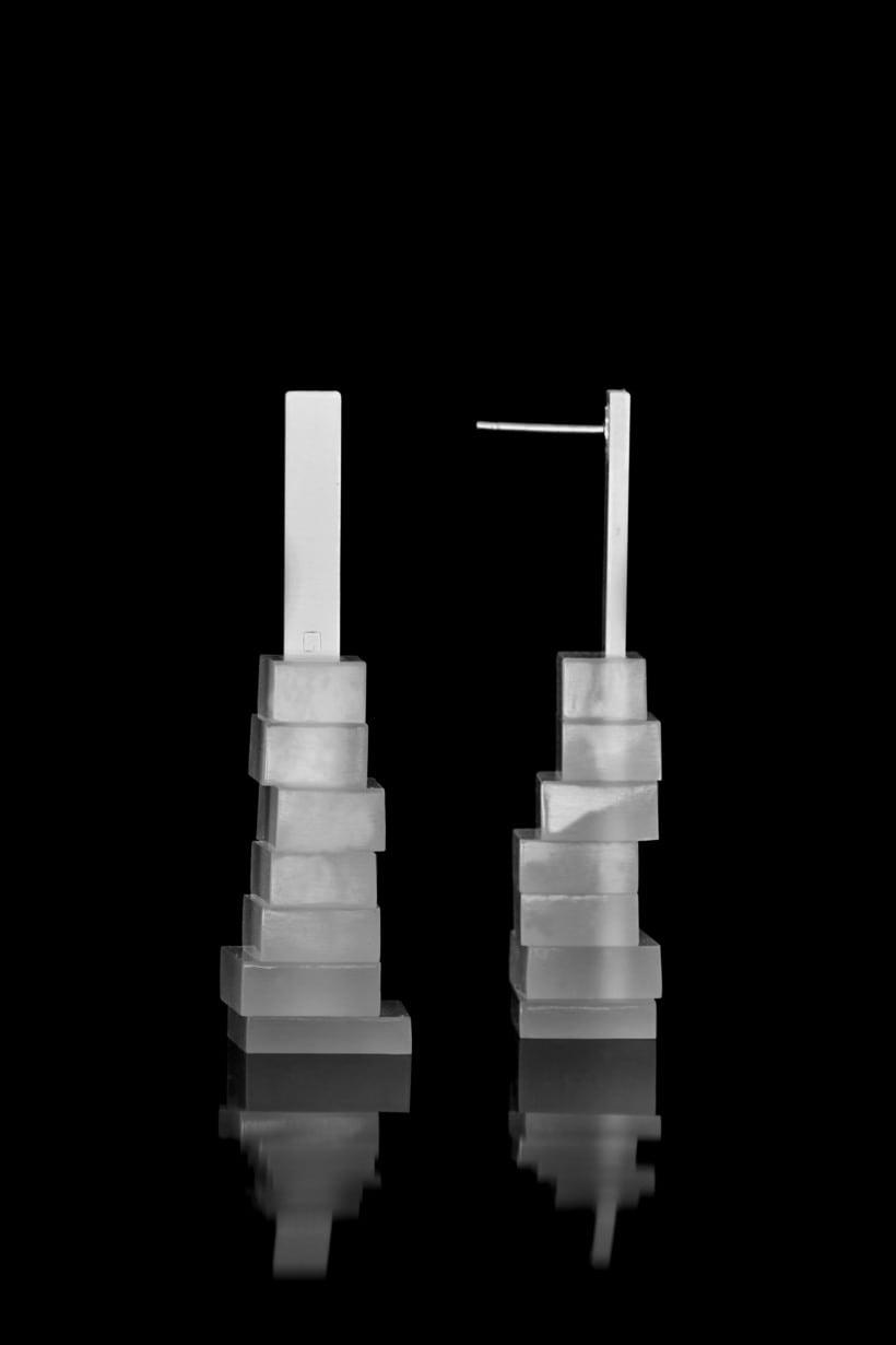 Proyecto joyería inspirada en Ludwig Mies van der Rohe de Ja-Made design 3