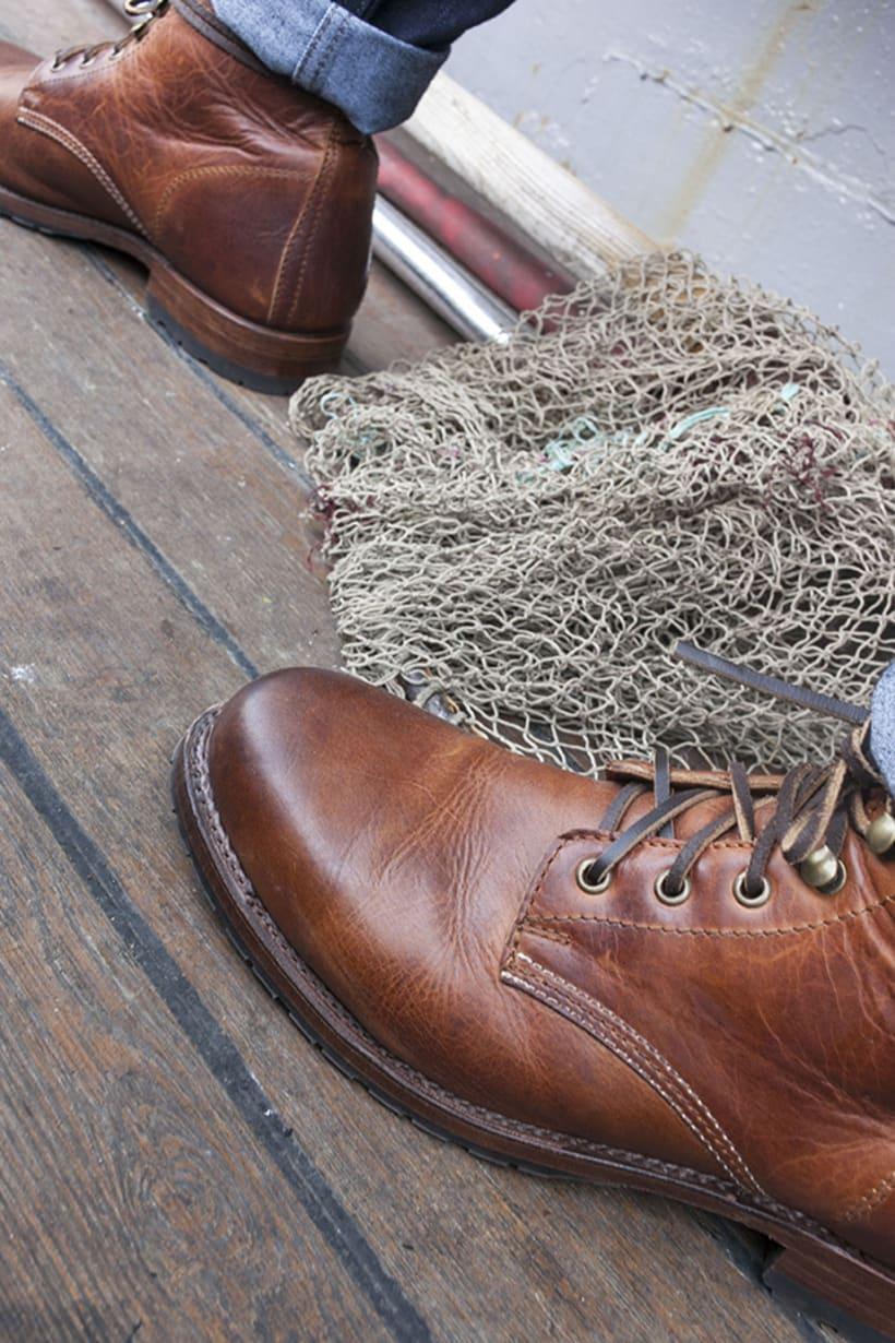 Sendra Boots 1