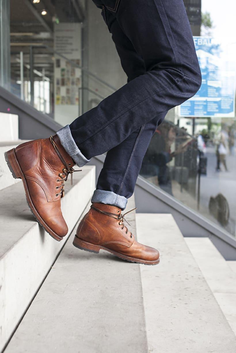 Sendra Boots 2