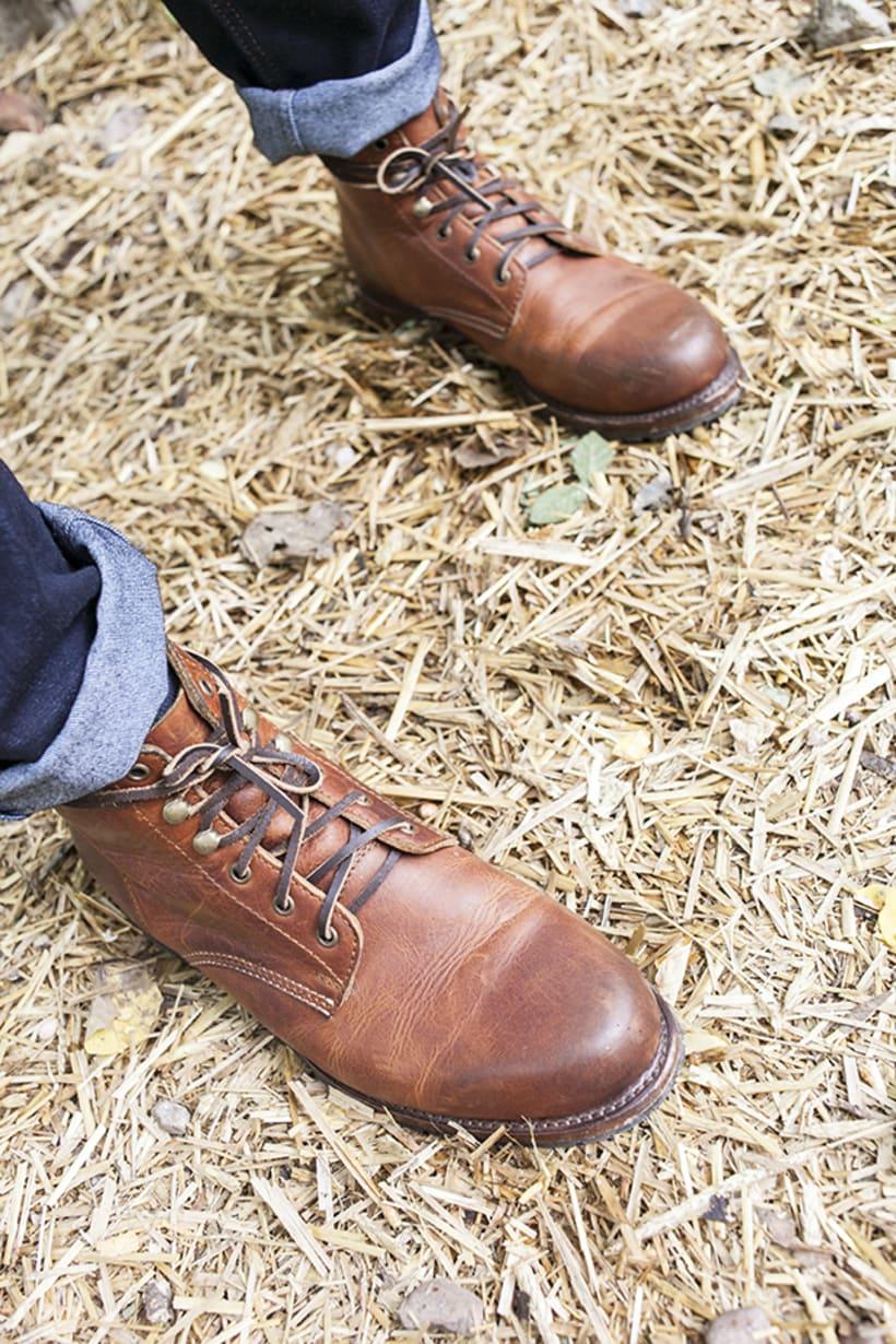 Sendra Boots 3