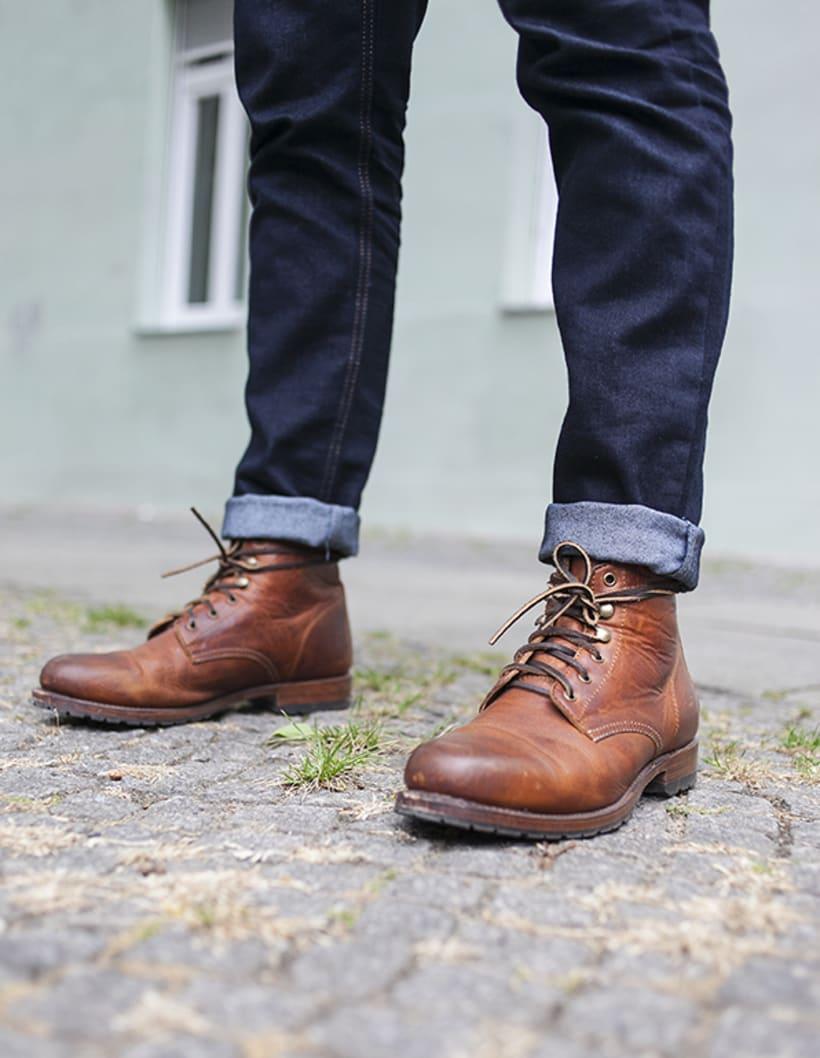 Sendra Boots 4