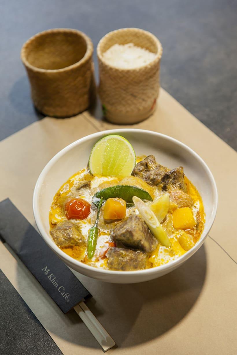 Restaurante Ma Khin Cafe 3