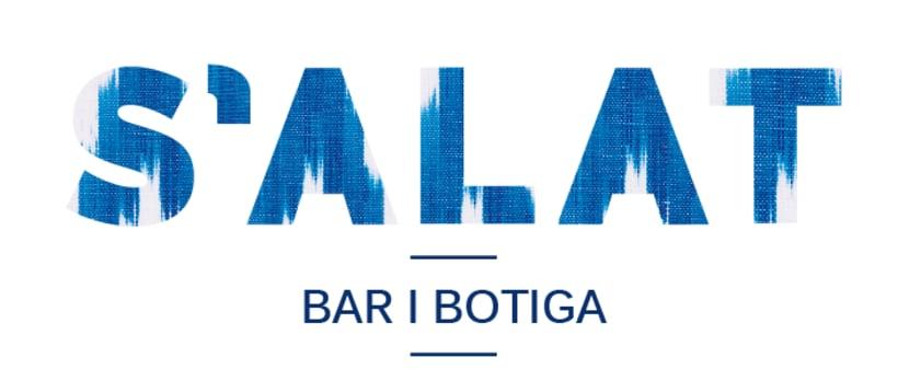 S'ALAT Bar i Botiga / Branding / Identidad Visual / Packaging -1
