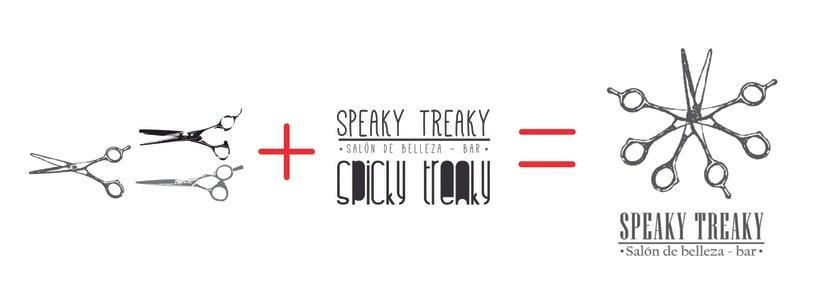 SPEAKY TREAKY - Brand Identity 2