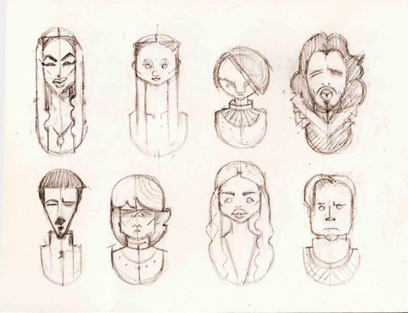 "Colección ""Game of Thrones"" 18"