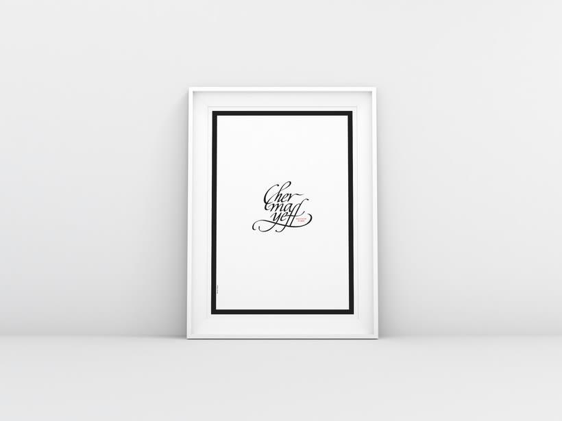 Mi Proyecto del curso: Caligrafía y lettering para manos inquietas -1