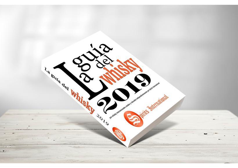 La nueva guía en papel de destilados de Spirits International 0