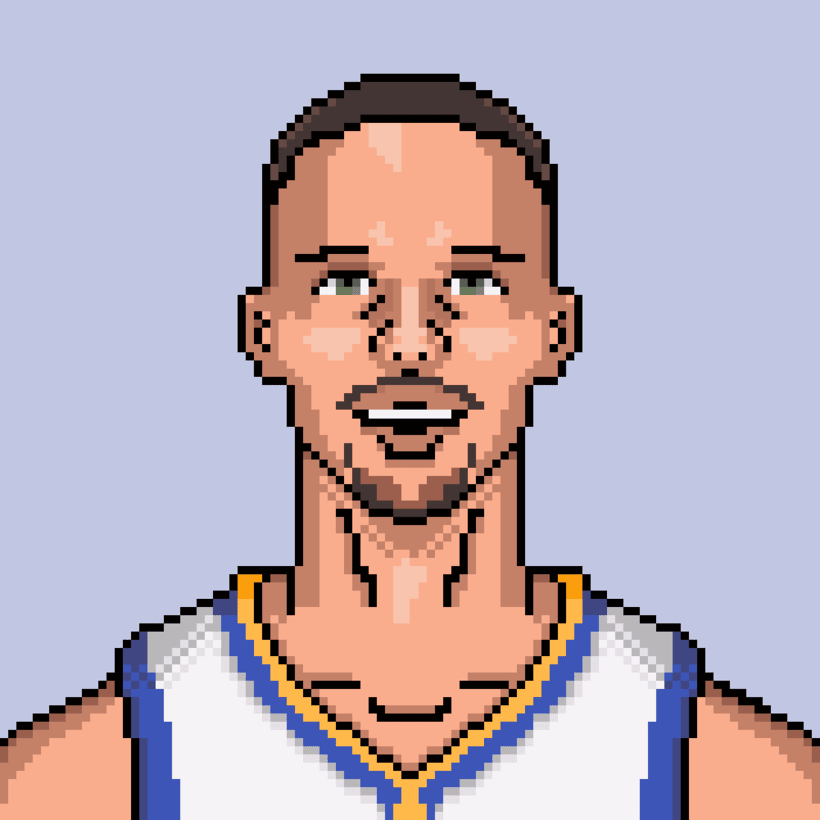 Pixel-Curry -1