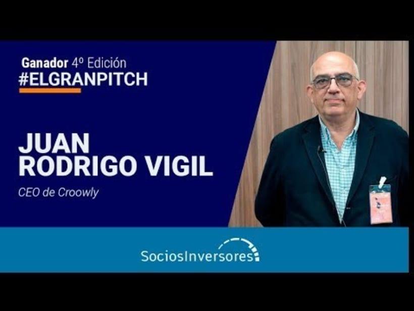 """Concurso Emprendedores """"El Gran Pitch"""" 3"""